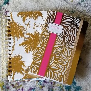 Lilly Pulitzer To Do and Notebook Bundle